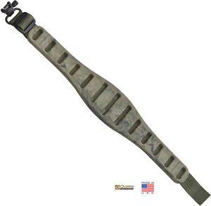 a free shipping quake claw rifle shotgun sling camo gun sling 53001 5