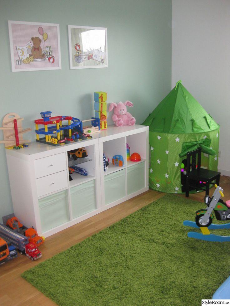 Barnens rum - Ett inredningsalbum på StyleRoom av jennylundberg