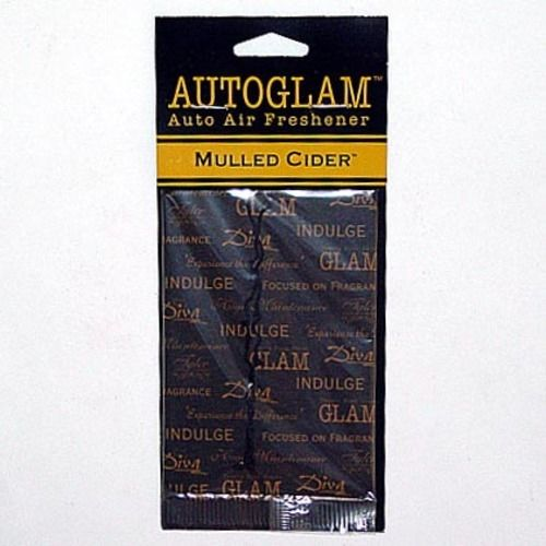 Tyler Candle AUTOGLAM(TM) Auto Air Freshener - Mulled Cider