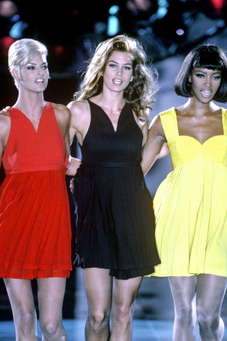Cindy Crawford talks supermodels and George and Amal's wedding