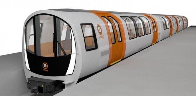 The New Tube for #Glasgow