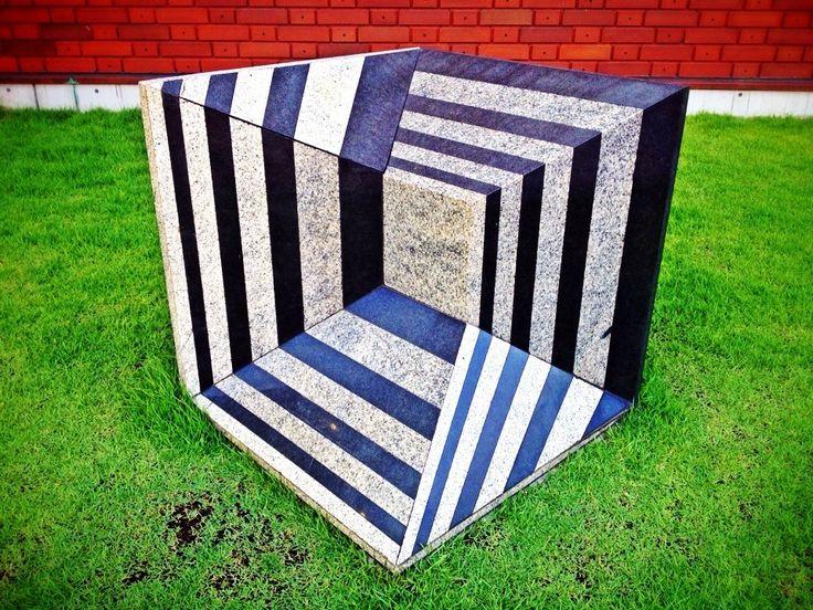#illusion #cube