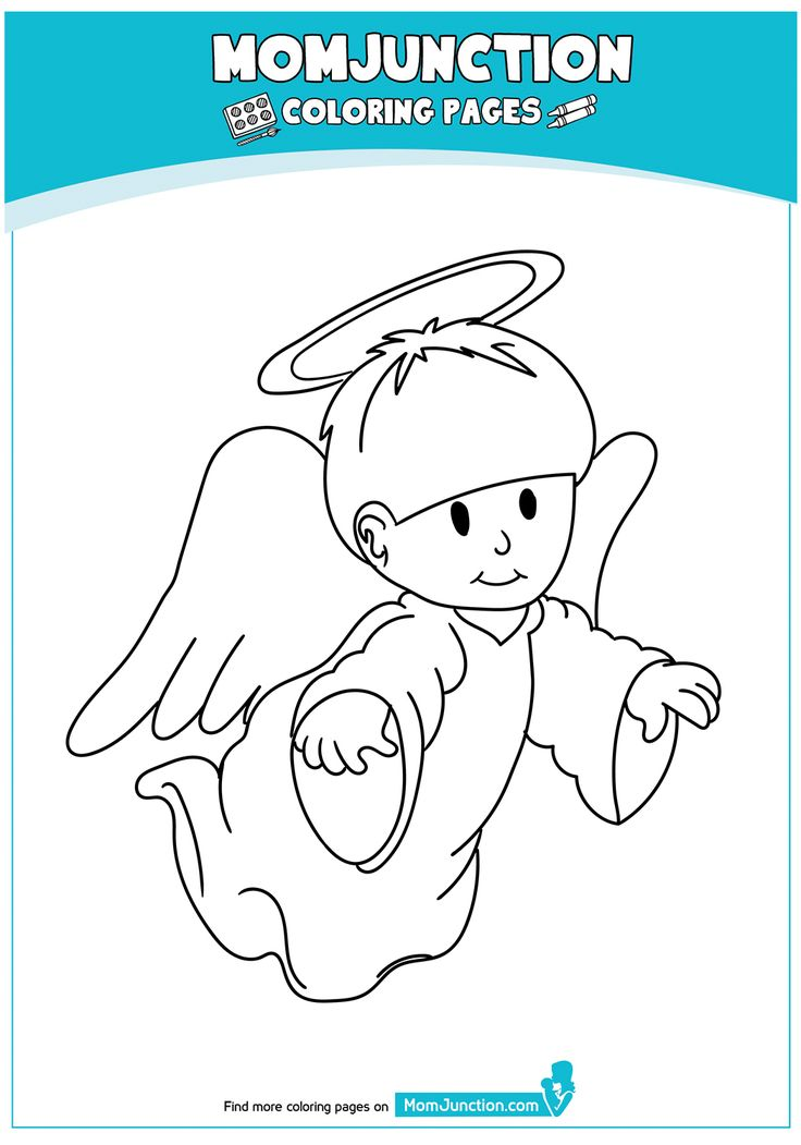 print coloring image MomJunction Coloring pages, Mom