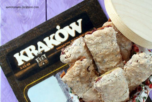 Apetyt Smaku!: Krakowskie Ciasteczka