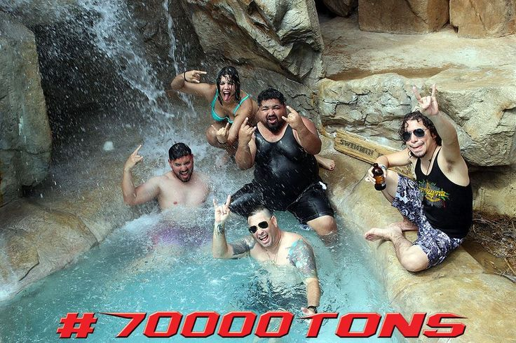 If you were stranded on a deserted island and you could only bring ONE metal album, what would you bring??  #70000tons #MetalCruise