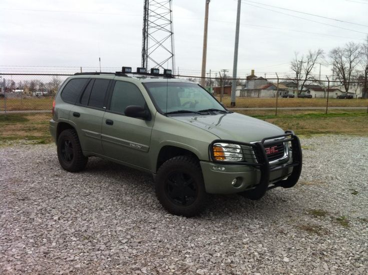 Offroad Tire/Suspension Pic/Spec Thread (no discussion) - Page 11 - Chevy TrailBlazer, TrailBlazer SS and GMC Envoy Forum