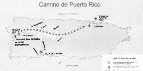 El Camino de Puerto Rico