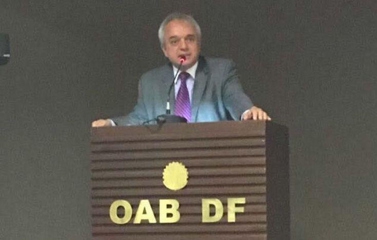 Presidente do SINCOR-DF destaca a importância do corretor de seguros na OAB-DF