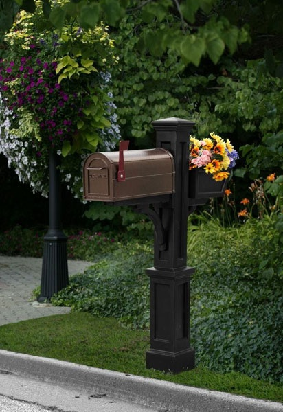 Building A Brick Mailbox Post Woodworking Projects Amp Plans