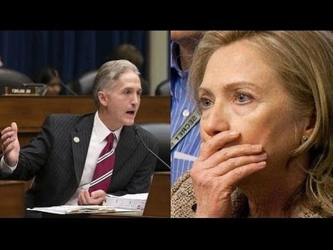 HILLARY BELONGS IN JAIL!!! TREY GOWDY VS HILLARY CLINTON! CLINTON EMAILS, FBI!! - YouTube... DEC 8 2016