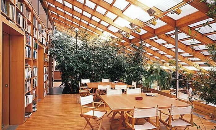 Serenity Now: The Renzo Piano Building Workshop in Punta Nave