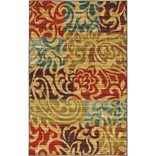 Purchase The Mohawk Home Bankok Kaleidoscope Rug For Less At Walmart Save Money Living Room RugsDining