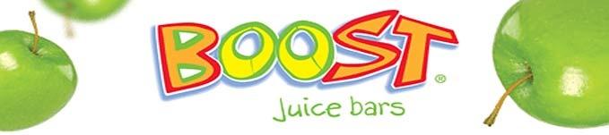 Boost Juice Bars' Australia