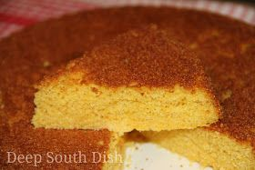 Deep South Dish: The Great Southern Cornbread Debate.-My mama raised me to believe true cornbread is NEVER to have sugar in it and just saying Jiffy in our house is blasphemous. I've always loved the unsweetened cornbread. My stepmom uses sugar and that's really good too (however, it is jokingly referred to as corncake among family friends, with it containing more than just a couple of tablespoons of sugar)