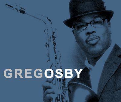At the Jazzclub Unterfahrt with Greg Osby