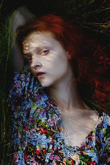 girl by masha.demianova, via Flickr