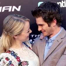 Cutest couple ever. I love Spiderman