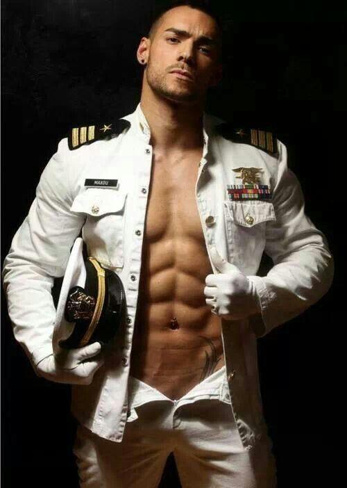 Sexy Men In Uniforms 6