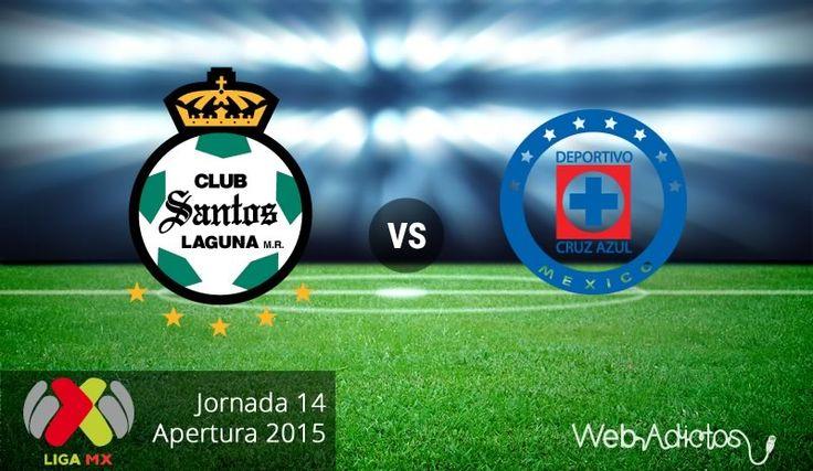 Santos vs Cruz Azul, Fecha 14 del Apertura 2015 ¡En vivo por internet! - http://webadictos.com/2015/10/23/santos-vs-cruz-azul-apertura-2015/?utm_source=PN&utm_medium=Pinterest&utm_campaign=PN%2Bposts