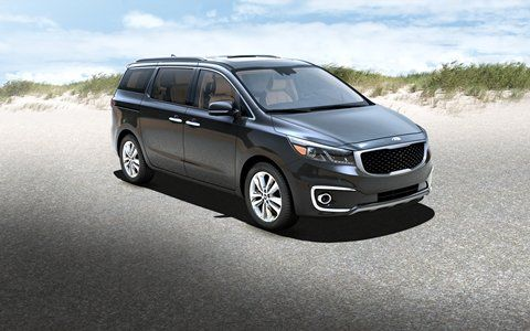 Named Best New Car Design at the 2014 New York Auto Show, the Sedona was redesigned to give you luxury in every row. Experience the 2017 design.