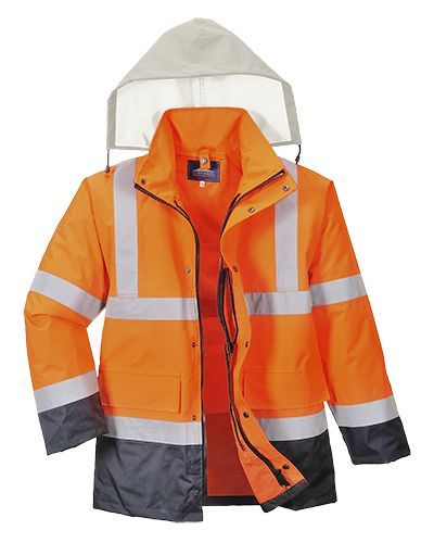 S471 - Hi-Vis 4in1 Contrast Jacket