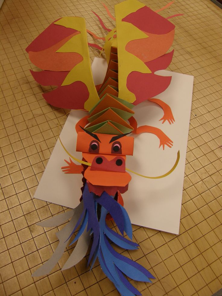 Chinese Paper Dragon