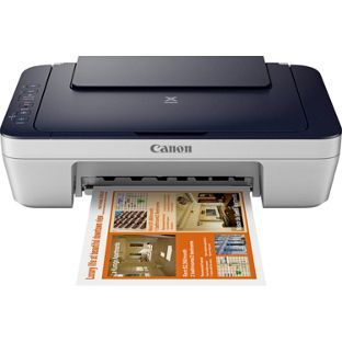 Buy Canon PIXMA MG2950 All-In-One Printer - Blue at Argos.co.uk, visit…