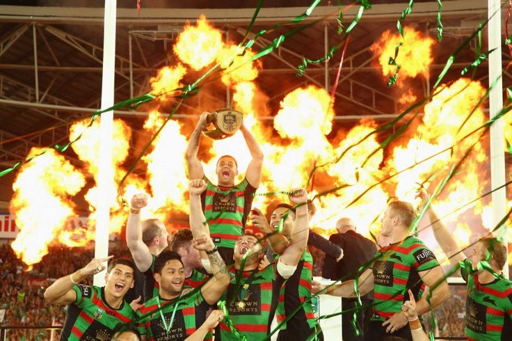 After 43 years South Sydney Rabbitohs have done it,, Win the 2014 NRL Grand Final