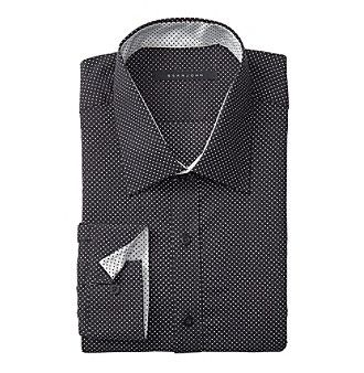 Sean John® Men's Big & Tall Long Sleeve Dress Shirt