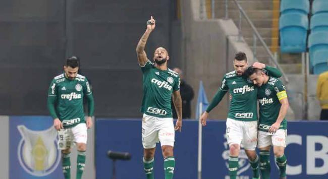 Gremio 0 X 2 Palmeiras Verdao Palmeiras Palmeiras Brasileirao Serie A