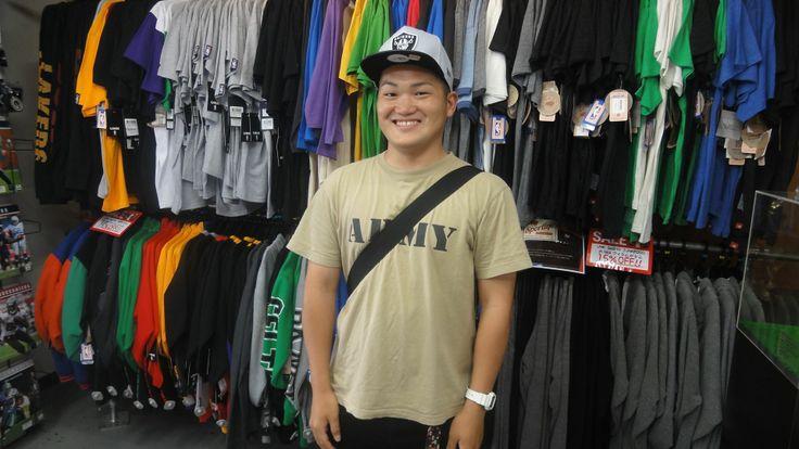 【新宿2号店】2014.05.28 レイダースファンのお客様(・∀・)濃い話を語れて良かったですwいつでも遊びに来てください☆
