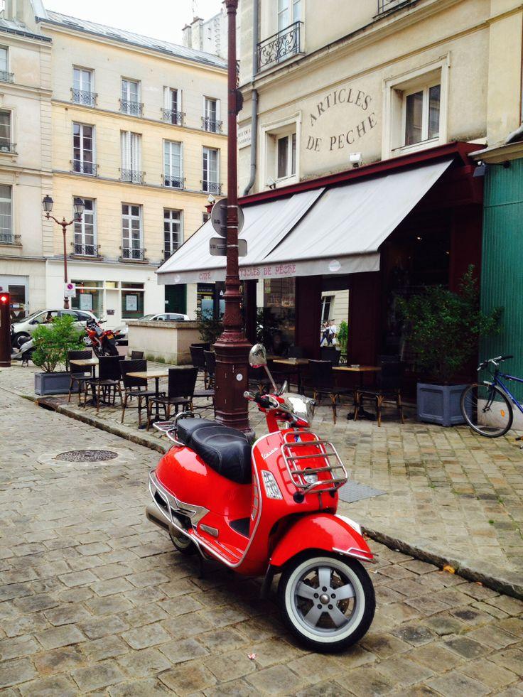 Ruas de Paris - Foto: Arquiteta Cláudia F. Ferreira