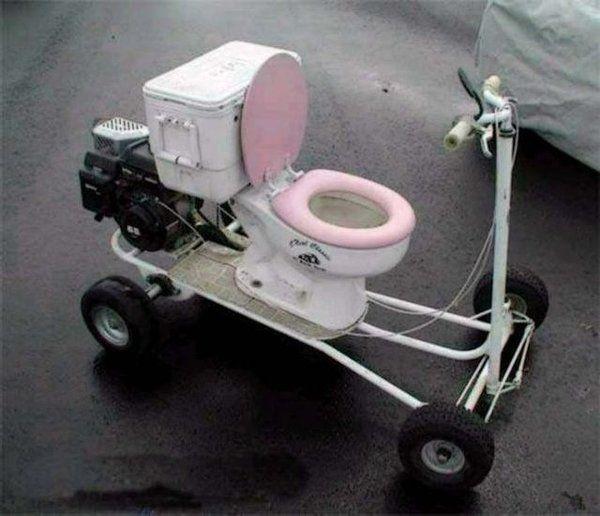 Les 25 meilleures id es de la cat gorie scooters moteur - Decorer ses toilettes ...