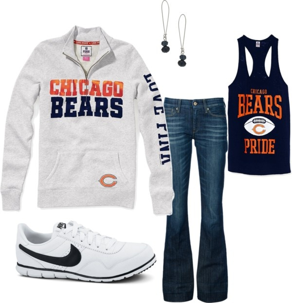 Cute but I HATE the Bears, if it was the VIKINGS then it would be a different story.