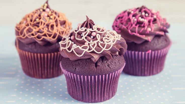 Akşama bizdeyiz bak: Çikolatalı Cupcake