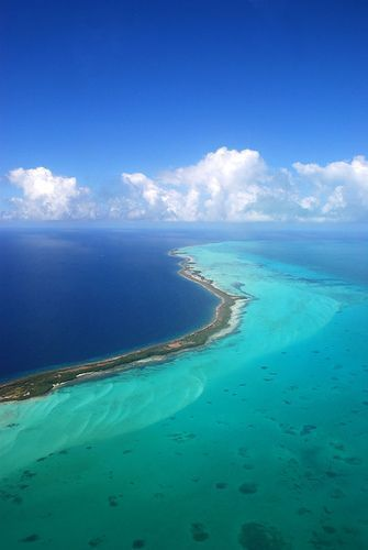 One of the most beautiful Island of the World. National Park  Los Roques , Venezuela
