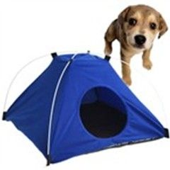 Foldable Soft Pet Tent Indoor Outdoor Safety House Bed for Puppy Cat Rabbit - Assorted Color
