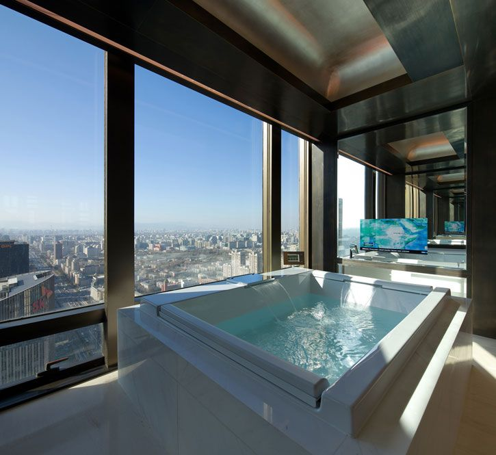 Park Hyatt Penthouse, Beijing, China | Pei Partnership ...