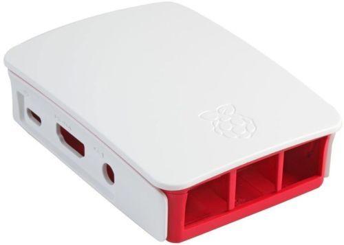LeaningTech Raspberry Pi Foundation Case for Raspberry Pi B+ Pi 2 Pi 3 Model B