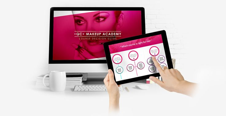We offer four online makeup courses, taught by Celebrity Makeup Artist Nathan Johnson. If you're a beginner or an expert, you'll find the right course!