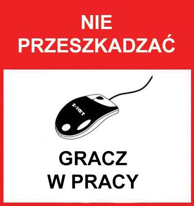 Strefa gracza | gracz w pracy | www.z-net.pl :))