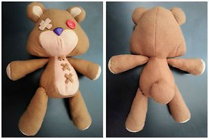 Handmade-TIBBERS-PLUSH-replica-League-Of-Legends-19-Annie-Cosplay-Riot-Games