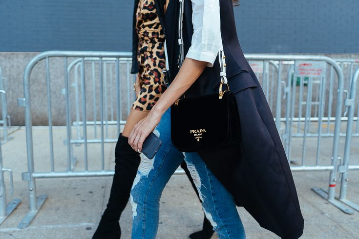 The Bags Of New York Fashion Week Spring Summer 2017 Day