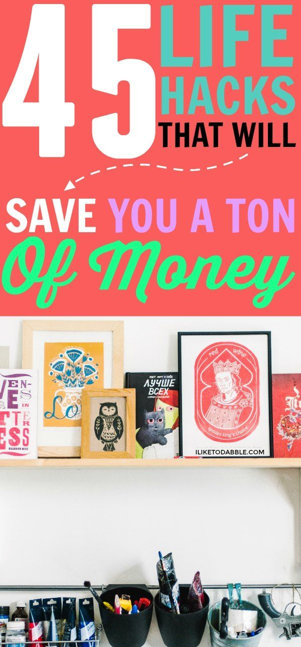 Life hacks. Save money. Saving money. Life hacks that will save you a ton of money. Ways to save money. All natural life hacks. Frugal living. Frugal and thrifty living. #savemoney #lifehacks #frugal #frugalthrifty