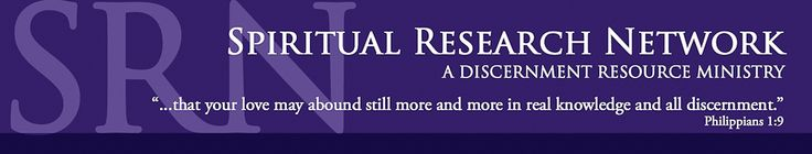 Spiritual Reseach Network, Inc. - Master List of Books to be Concerned About