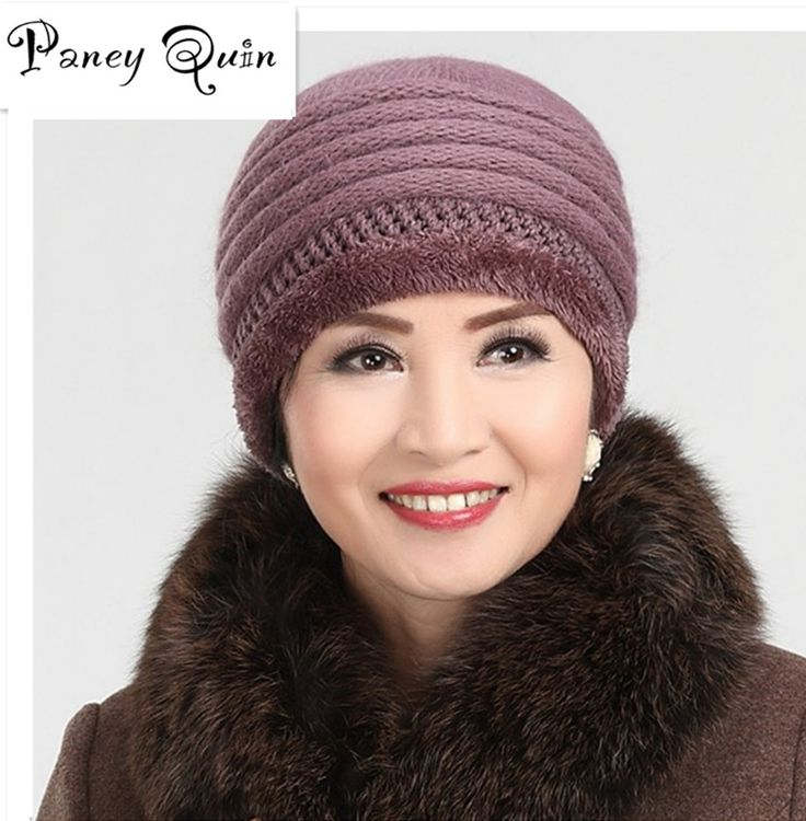 Women's Winter Hats rabbit knitting wool hat old aged Rabbit's hair winter female hat cap wholesale middle-aged mother grandma♦️ SMS - F A S H I O N 💢👉🏿 http://www.sms.hr/products/womens-winter-hats-rabbit-knitting-wool-hat-old-aged-rabbits-hair-winter-female-hat-cap-wholesale-middle-aged-mother-grandma/ US $5.99