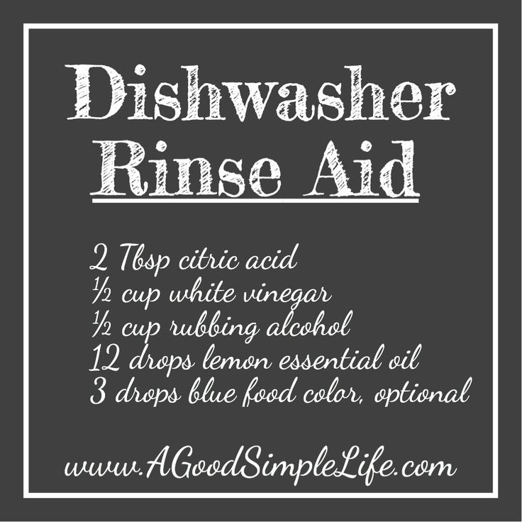Even the best dishwasher detergent alone may struggle to keep dishes sparkling clean but this homemade dishwasher rinse aid delivers extraordinary results.