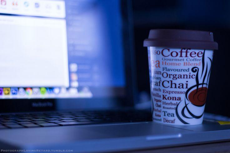 A cup of tea + tumblr