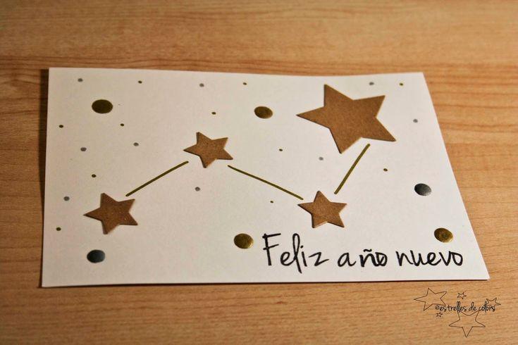 Estrelles de colors.: Postals de Nadal // Postales de Navidad