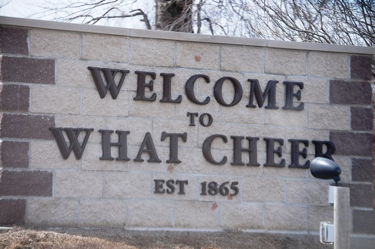 What Cheer, Iowa  My family settled in What Cheer 1860's Alexander & Robert Orr